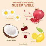 Wellness Super Blend, Sleep, 8oz, Organic