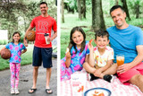 This Super Dad of Three Fuels with Superfoods