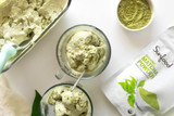 Matcha Coconut Nice-cream