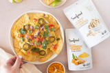 Superfood Nachos with Cashew Queso
