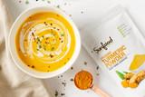 Turmeric Ginger Carrot Soup