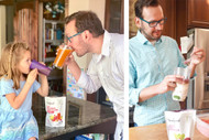 How Superfoods Help Make Life Easier for this Super Dad