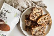 Chocolate Apple Sweet Bread