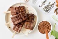 Chocolate Superfood Smoothie Mix Fudgesicles