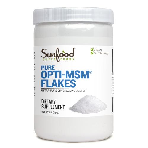 OptiMSM Flakes, 1lb