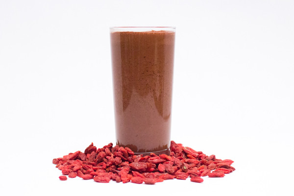Double Decadence Cacao Smoothie