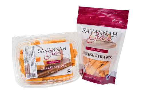 Savannah Grace Traditional Cheese Straws