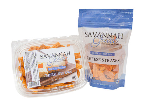 Savannah Grace Taste of the Bay Cheese Straws