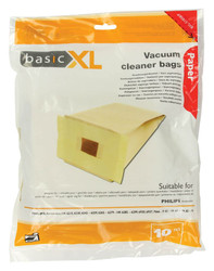 ZR765 BasicXL Vacuum cleaner Bag Rowenta Rowenta Bully