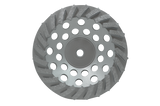 3443 7-inch PCD Cup Wheel