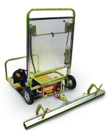 Powered Carpet Puller, 115 Volt