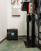 Ionizers keep contaminants and dust out of the air in data rooms