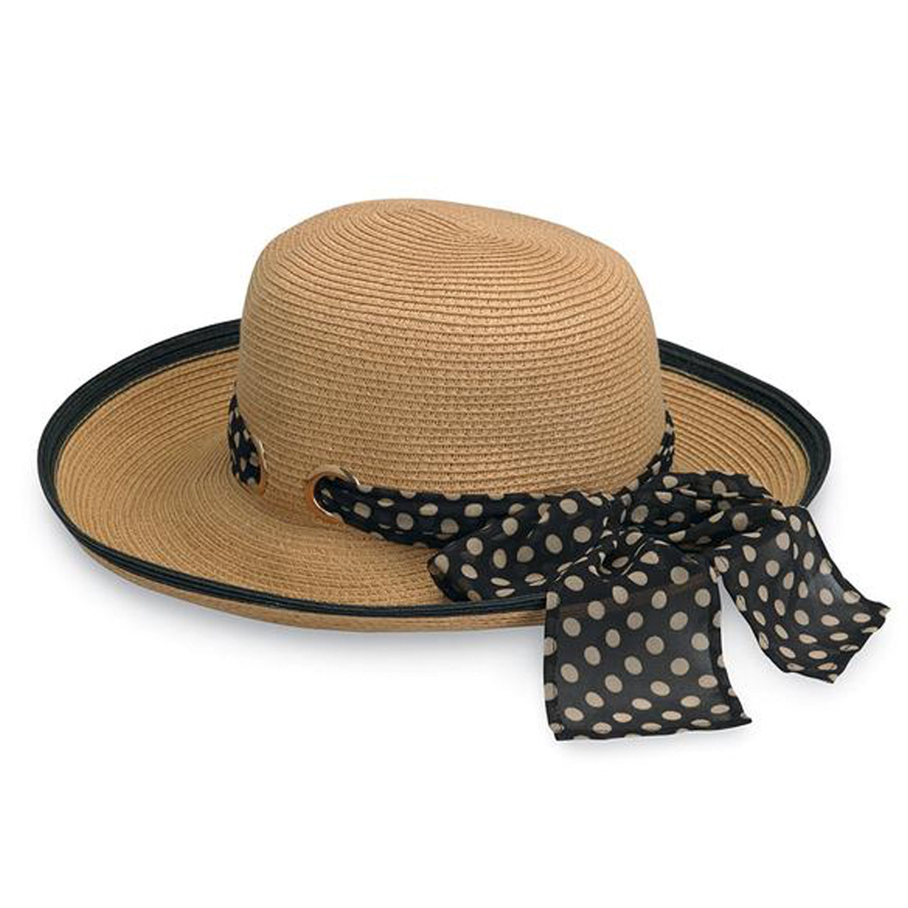 65c61f6293500 Wallaroo Julia Ribbon Hat