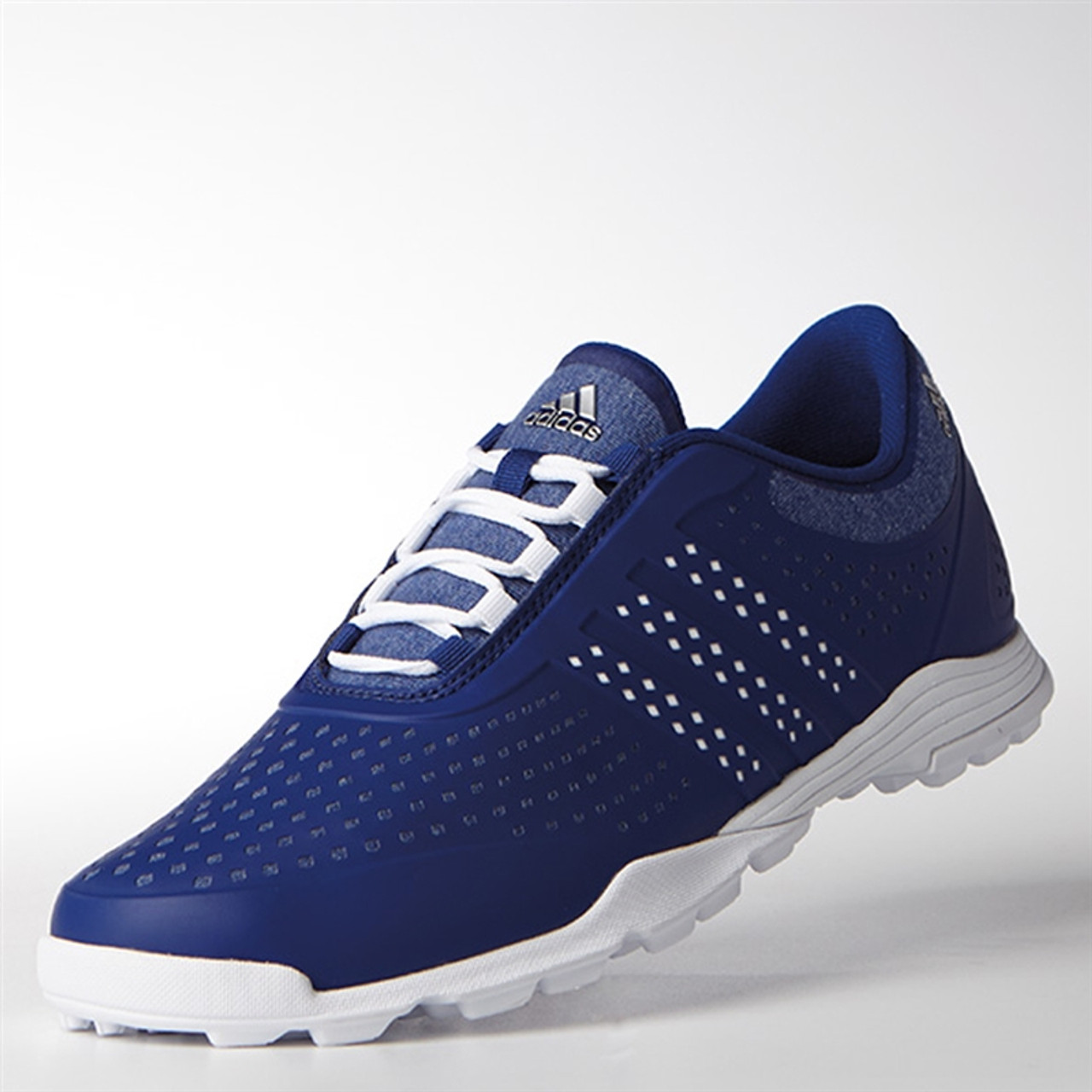 best loved 9bf9d 2d872 Adidas Adipure Sport Golf Shoe - Mystery InkWhite  Golf4Her