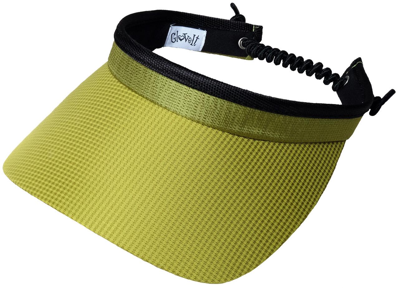 Glove It Coil Visor - Kiwi Check  09041b7463b