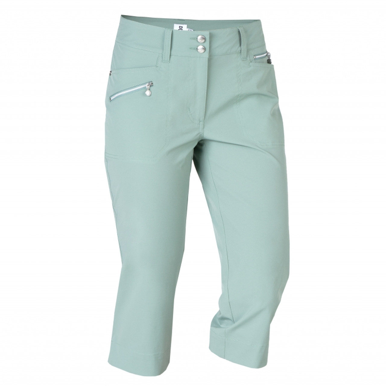 f69502ba5fe Daily Sports Miracle Capri (Mist) | Golf4Her
