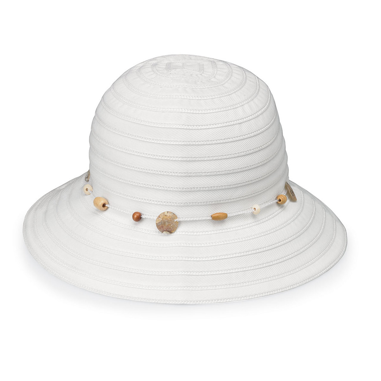 0232e7c8a White · Black · Wallaroo Ellie Sun Hat ...