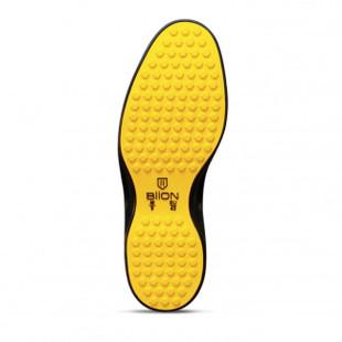 BIION Wingtips Golf Shoe - Orange, Navy & Brown