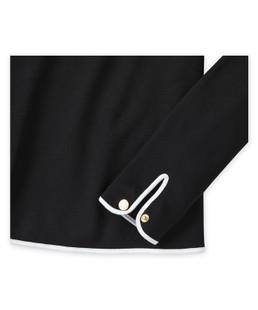 Bobby Jones Leaderboard Quarter Zip Pullover - Black