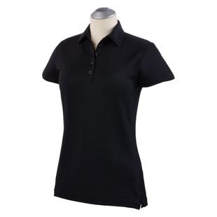 Bobby Jones Supreme Cotton Solid Polo - Black