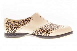 BIION Patterns Golf Shoe - Leopard