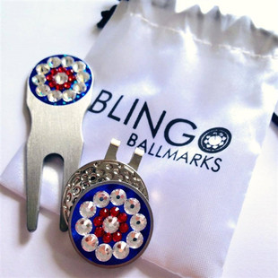 Blingo Ballmark - Design Your Own