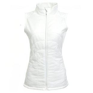 Kate Lord Newport Vest - White