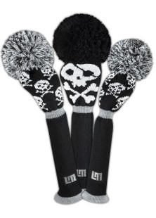 Loudmouth Golf Headcover Set - Loudmouth Shiver Me Timbers