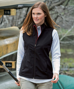 Sunice Hilary 2-in-1 Convertible Softshell Jacket/Vest