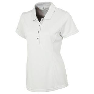 Sunice Victoria Golf Polo White