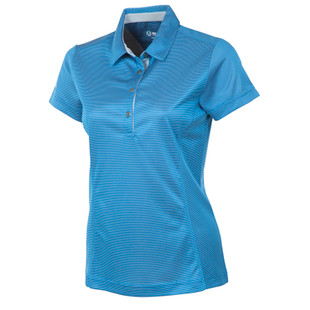 Sunice Victoria Golf Polo Blue