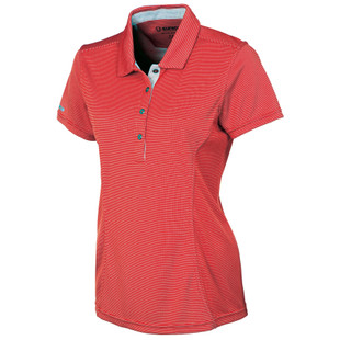 Sunice Victoria Golf Polo Real Red