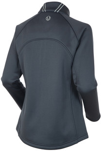 Sunice Serena Stretch Fleece Jacket - Charcoal