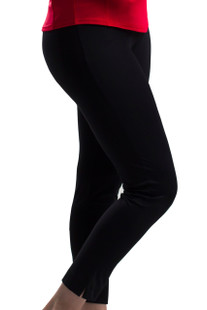 SanSoleil SolStyle ICE UV50 Ankle Pant - Black