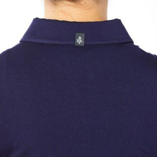 BelynKey Cap Sleeve Polo - Ink