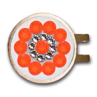 Blingo Ballmarker - Electric Orange