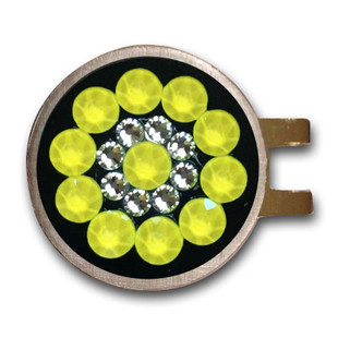Blingo Neon Yellow Ballmarker