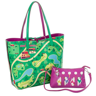 Sydney Love Reversible Tote with Inner Pouch - Nu Shooz