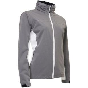 Swinley rainjacket Grey Melange