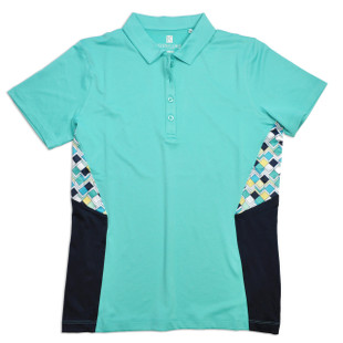 Kate Lord Lebaron Short Sleeve Polo