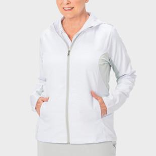 Nancy Lopez Pivot Packable Jacket (Core Solids)