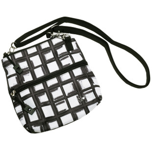 Glove It 2-Zip Carry All Bag - Abstract Pane