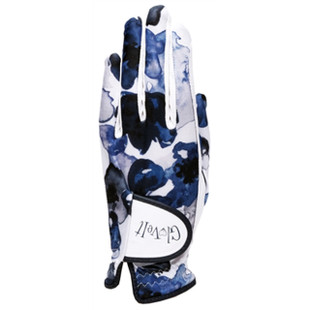 Indigo Poppy Glove