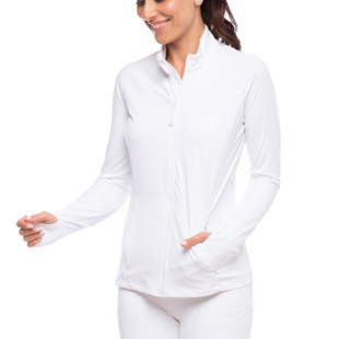 IBKUL Performance Stretch Jacket (Core Solids)