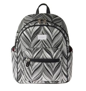 Black Russian Mini Backpack