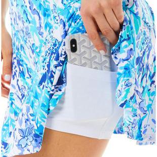 IBKUL Shorty w Pockets - White