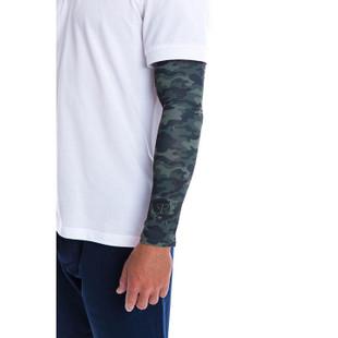 SParms UV Sun Protective Shoulder Wrap - Camo