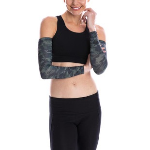 SParms UV Sun Protective Sleeves - Camo