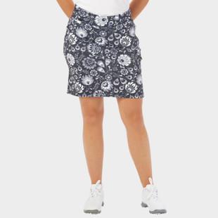 Nancy Lopez Club Golf Skort - Beauty Black