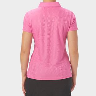 Nancy Lopez Grace Short Sleeve Polo (5 colors)
